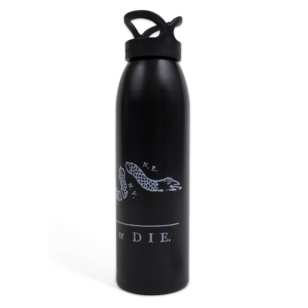 Join or Die Water Bottle - Declaration Clothing - 3