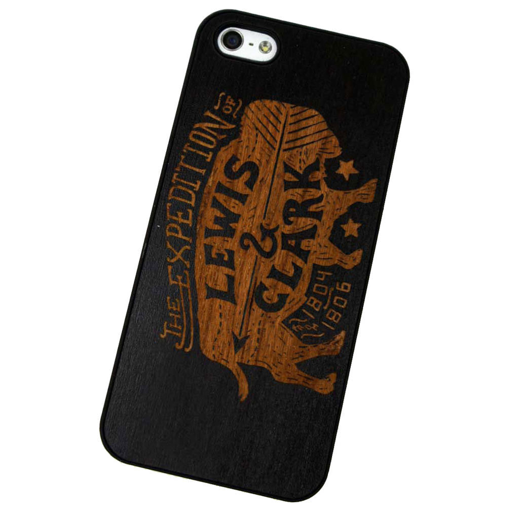Lewis & Clark iPhone 5/5S Snap Case - Declaration Clothing - 1