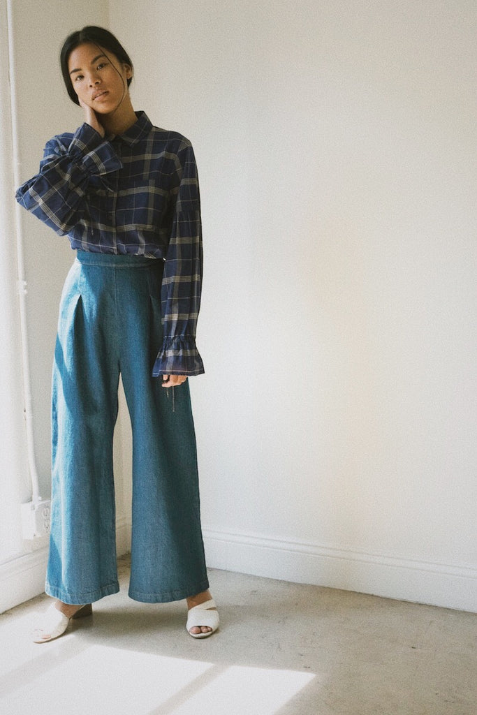 apo pant in marisol denim