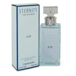Eternity Air Eau De Parfum Spray By Calvin Klein