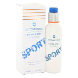 Swiss Army Classic Sport Eau De Toilette Spray By Victorinox