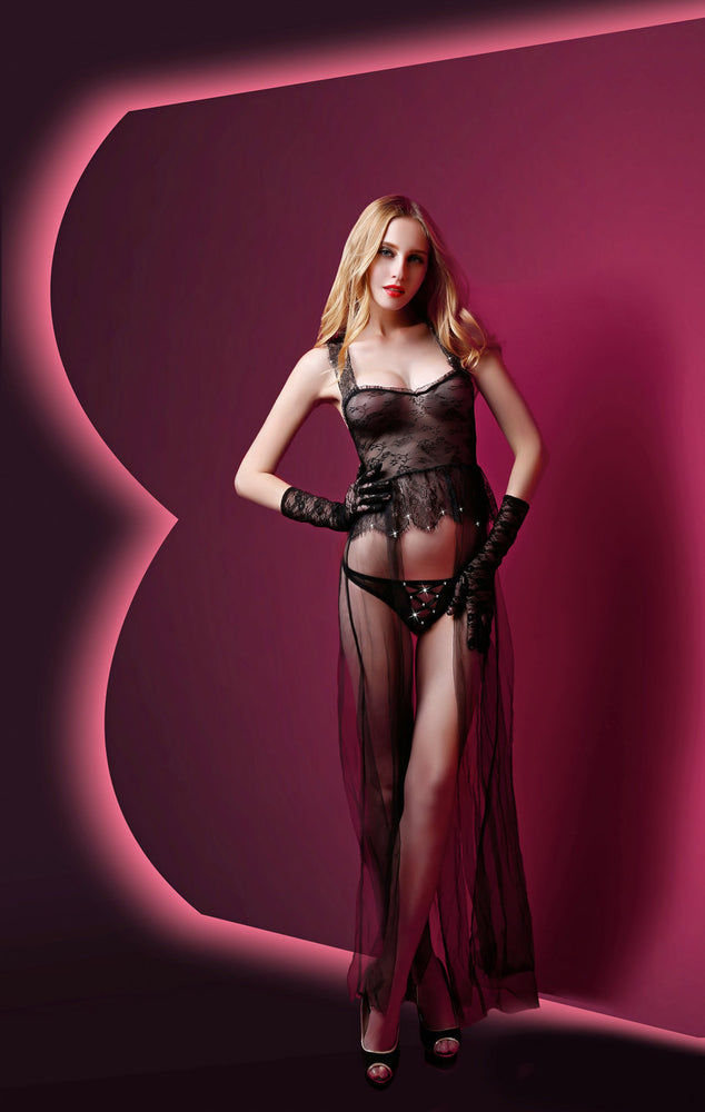 Dress Chleopatra - organza-lingerie
