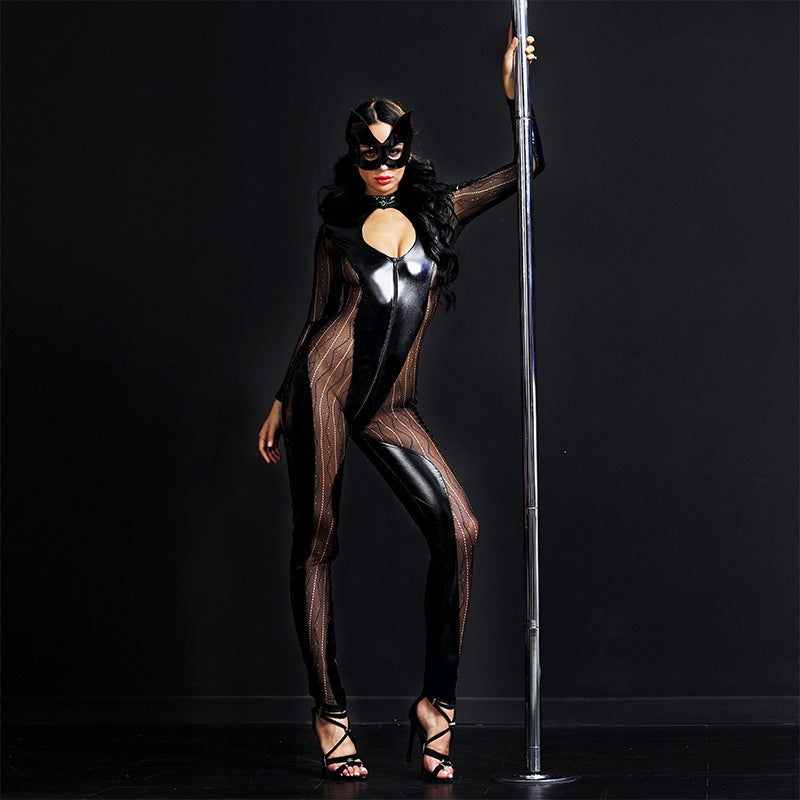 Cat Woman Set 6518