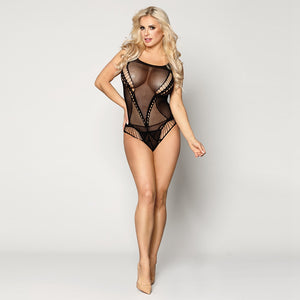 Body Vollansicht - Organza Lingerie