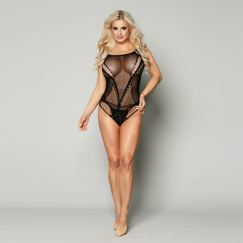 Body Vollansicht2 - Organza Lingerie
