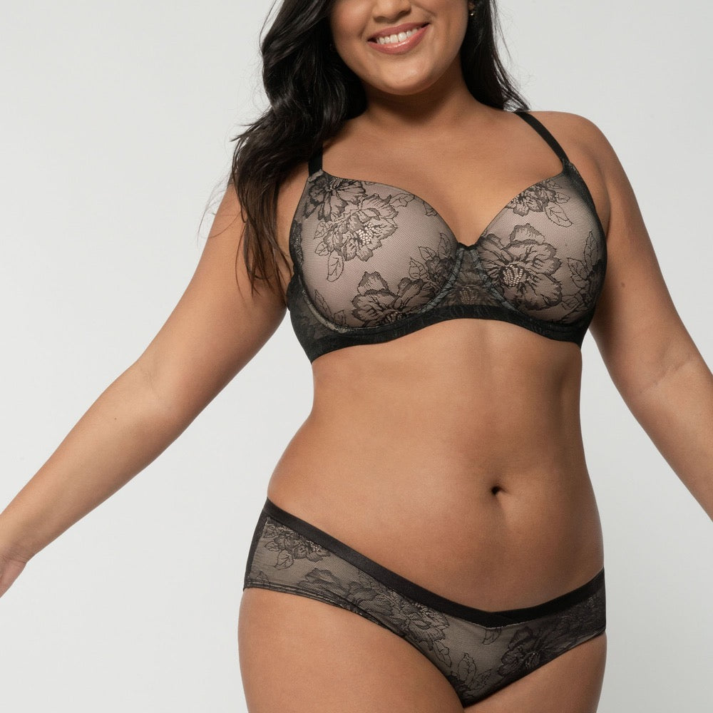 Susy Curve Hipster - organza-lingerie