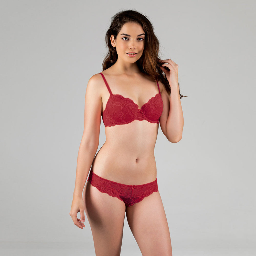 BH Lace Rot in A-E Cups - organza-lingerie