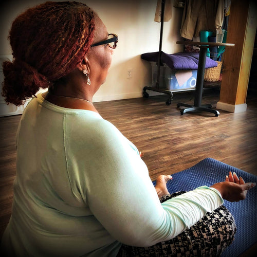Author, Gerrie Walker, Meditation Affirmative Prayer Retreat