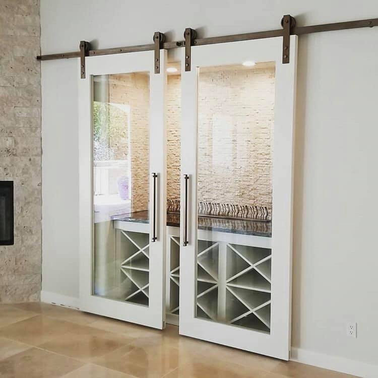 Barn Doors | Custom Interior Barn Doors | Sliding Barn Doors