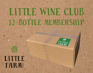 Wine Club 12-Bottle Membership
