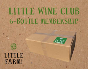 Wine Club 6-Bottle Membership (Incl. $15 shipping)