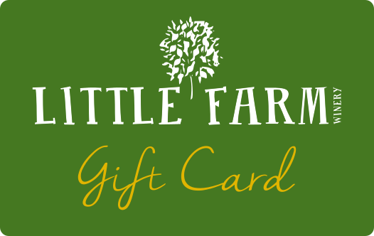 Little Farm Winery Gift Card