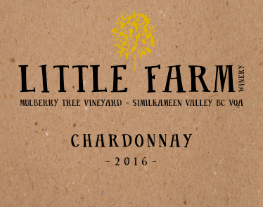 2016 Mulberry Tree Vineyard Chardonnay