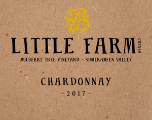 2017 Mulberry Tree Vineyard Chardonnay (NEW RELEASE!)