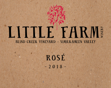 2018 Blind Creek Vineyard Rosé