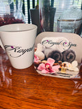 Royal Spa Coffee Mug & Coaster