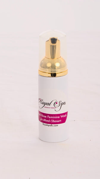 Royal Rose Feminine Wash