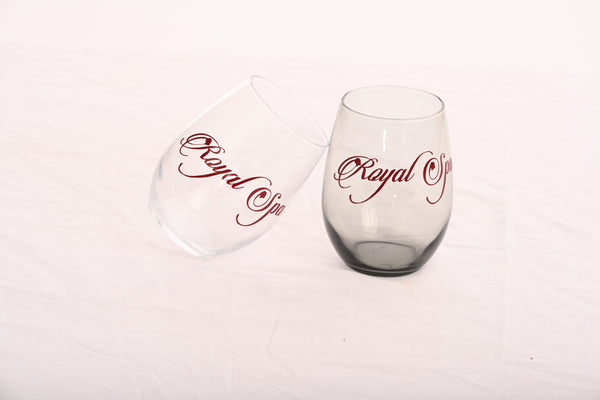 Royal Spa Wine Glass