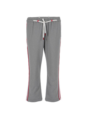 Women's Straight Leg Track Pant with Taped Sideseam