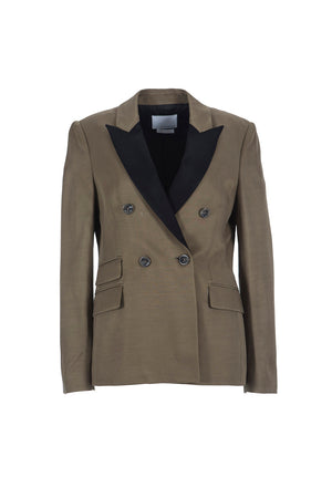 Women's DB Two-Tone Blazer