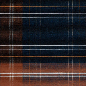 Fabric 3 - Compact Plaid (80% Cotton 20% Linen)
