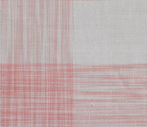 Test of Fabric 1 - Large Scale Plaid (100% cotton)