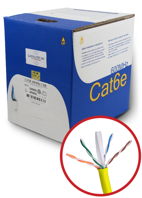 CATEGORY 5E CABLE