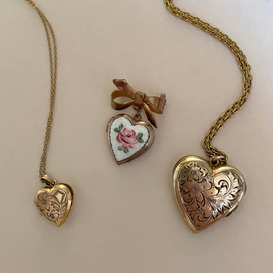 Corita Locket