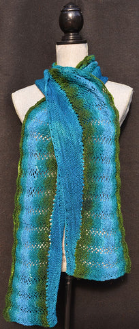 YarnFlower ColorFlo Wrap Pattern