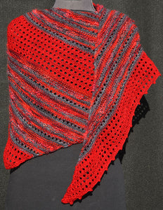 YarnFlower Wrap Pattern