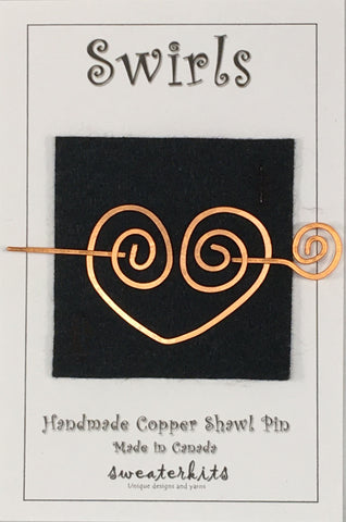 Swirls Copper #C5