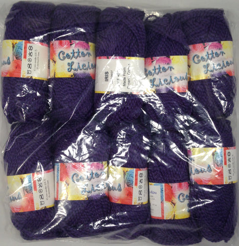 CottonLicious Iris 10 Ball Pack