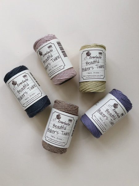 Bakers Twine Solid