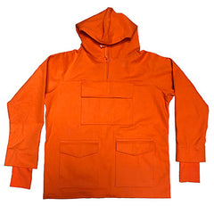 North-West Expeditions Famous-to-us Orange Anorak - Medium Prototype