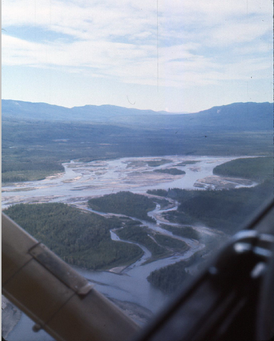 The Splits - South Nahanni River - North-West Expeditions