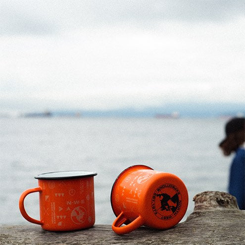 North-West Expeditions Campfire Mugs (English Bay in background)