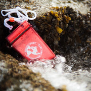 North-West Expeditions FloatKit (Floating First Aid Kit) in Water and Kelp