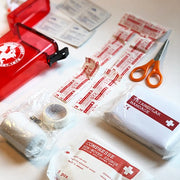 North-West Expeditions Float Kit (Floating First Aid Kit) contents