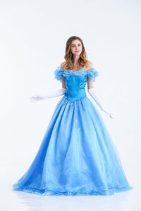 Cinderella Princess Cosplay Dress