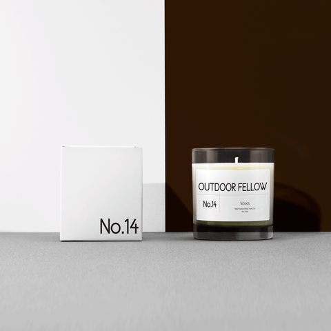 No.14 Woods scented candle