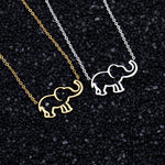 Necklace - Elephant (2 colors)
