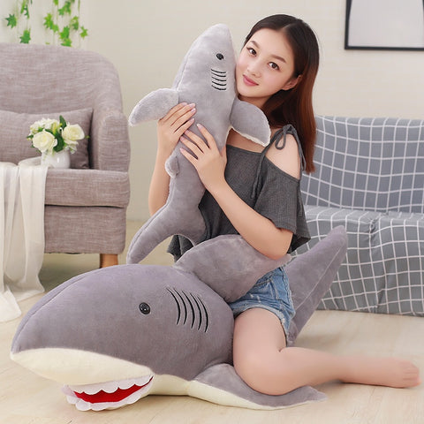 Toys - Shark Pillow (10 variants)