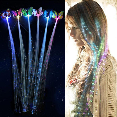 Hair - LED Luminescent lights