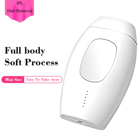 Professional permanent IPL epilator laser hair removal