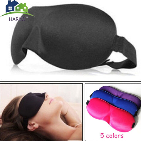 3D Sleeping Mask (5 colors)