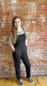 Terry Overalls