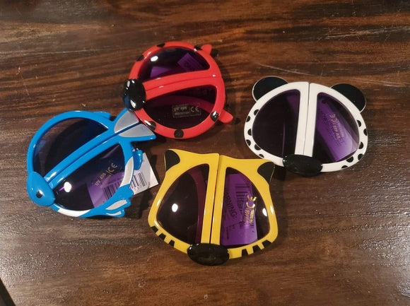 Kids Animal Shaped Sunglasses