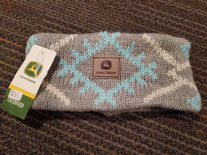 John Deere Fleece-Lined Headband