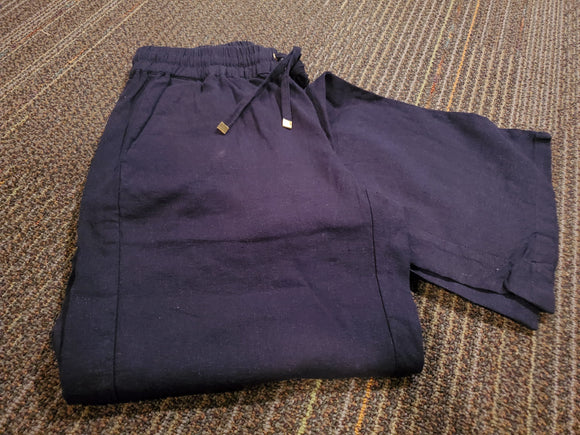 Navy Lounge Pants