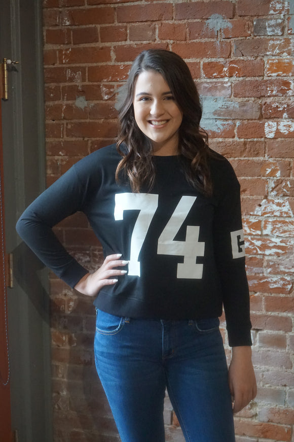 74 Football Sweatshirt